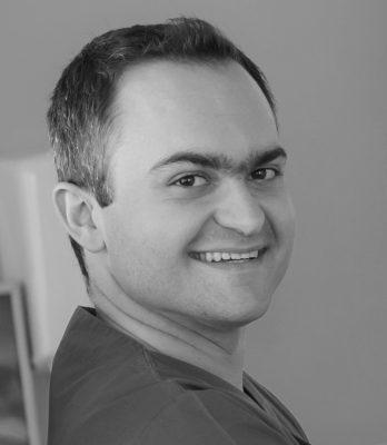 Aleksis katsadouris Orthodontist_BW