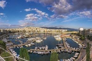 piraeus coast of zea