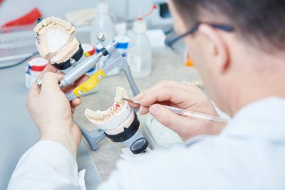 dental prosthesis work and collaboration for medical and dental tourism in Greece