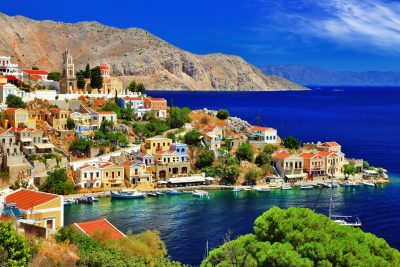 Why is Greece a Popular Dental Tourism Destination -Symi island to visit dutiring staying